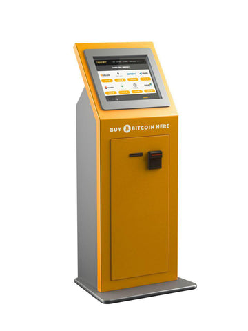 კრიპტო ATM Trommat (Cash-in)