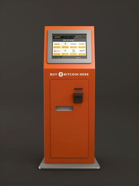 Trovemat T2 (cash-in e cash-out)