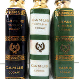 Unopened CAMUS book mini bottle 5 set 50ml with box
