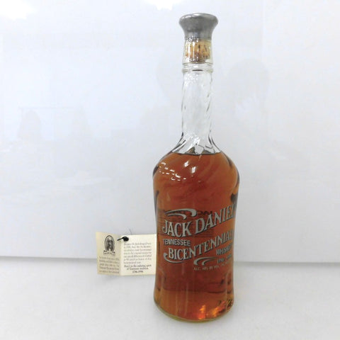 Unopened Jack Daniel's by Centenary 1796-1996 750ml Box None