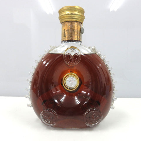 Unopened REMY MARTIN Louis XIII current 700 ml box No