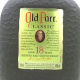 Unopened OldParr 18 Year Classic 750 ml with Box