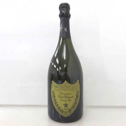 未開封 Don Perignon 1998 750ml 箱なし