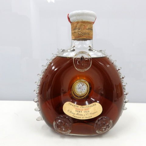 Unopened REMY MARTIN Louis XIII Berry Old 700ml Without box