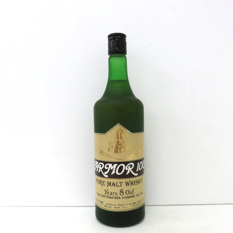 Unopened 8 years Special class rating 720 ml Without box