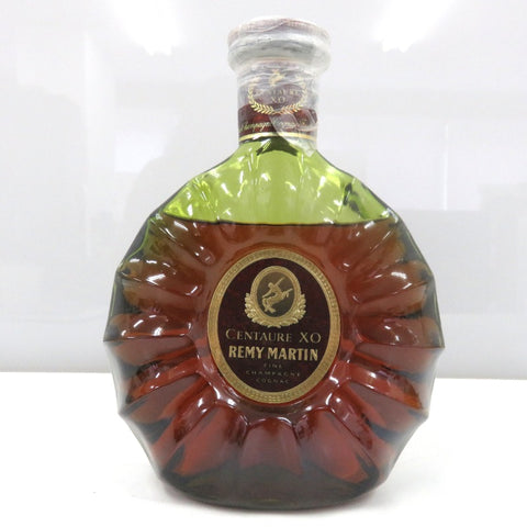 Unopened REMY MARTIN Sentoo XO Green bottle 700 ml Without box