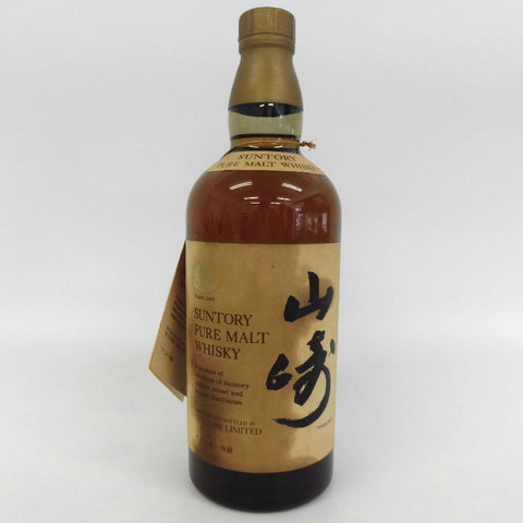 Unopened Suntory Suntory Yamazaki 12 years special grade 760 ml without box