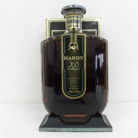 未開封 A.HARDY XO 750ml 箱付