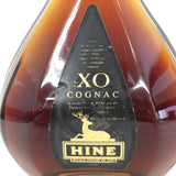 Unopened HINE XO 700ml box with