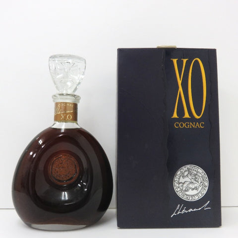 Unopened LHERAUD XO 700ml box with