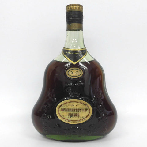 Unopened JAS Hennessy XO 700ml without box