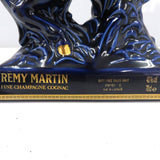 Unopened REMY MARTIN Limoges Centaur Blue pottery 700ml Without box