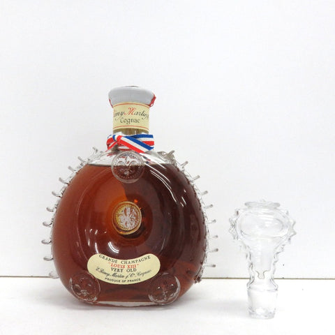 Unopened REMY MARTIN Louis XIII Berry Old 700 ml replacement plug with booklet Without box