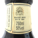 Unopened Chivas Brothers Revolve 1801 pottery 750ml With box