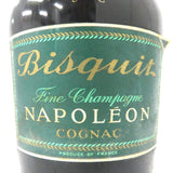 Unopened Bisquit Napoleon Green Bottle 700 ml Without box
