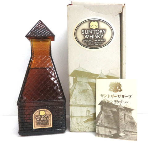 Unopened Suntory Suntory Kirun bottle Special class rating 760ml With box