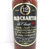 Unopened OLD CHARTER 12 years Classic 750ml Without box