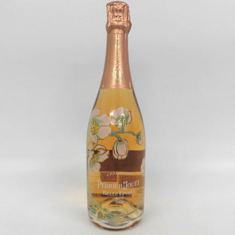 Unopened Perrier-jouet Belle Epoque Rose 2006 750ml without box