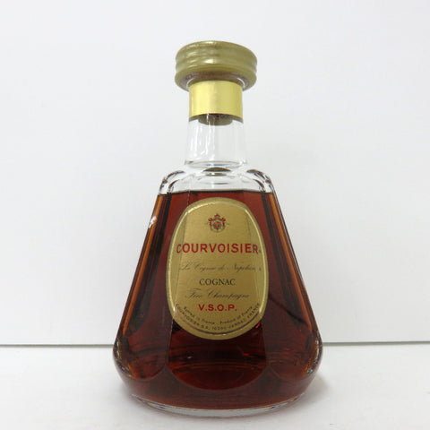 Unopened COURVOISIER VSOP Baccarat 700ml No box