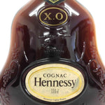 Unopened Hennessy XO gold cap clear 1000ml With box
