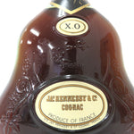 Unopened JAS Hennessy XO gold cap green 700ml with box
