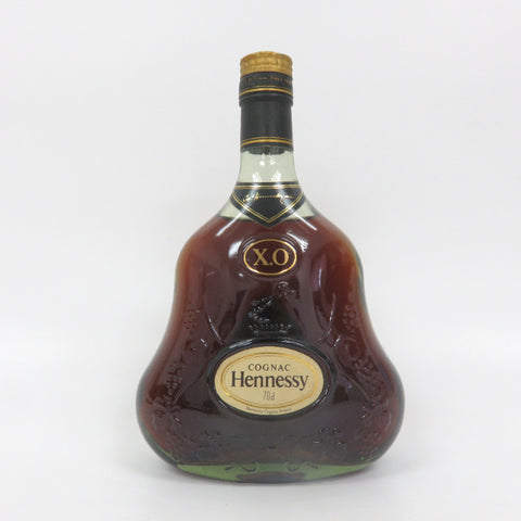 Unopened Hennessy XO gold cap green 700ml without box