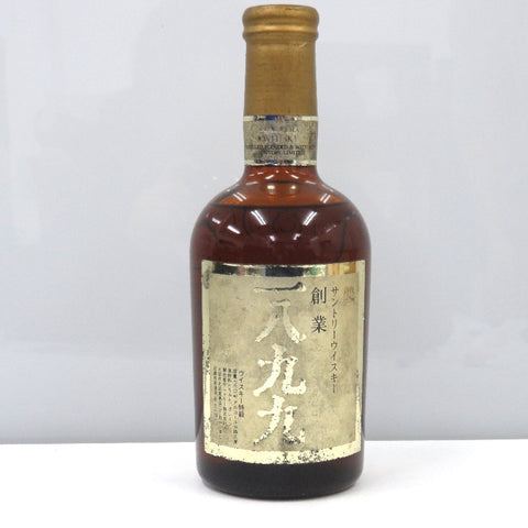 Unopened Suntory Suntory Founded 1899 special grade rating 750 ml without box