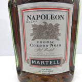 Unopened MARTELL Napoleon Cordon Noir 700 ml with a box