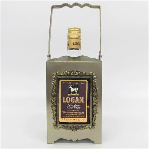 Unopened LOGAN Deluxe special grade rating 760 ml without box