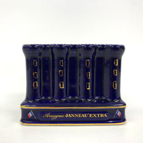 Unopened JANNEAU Extra Bastille Mini Blue pottery 50ml Without box