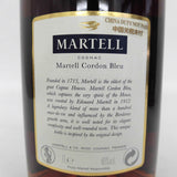 Unopened MARTELL Cordon Bleu extra old 1000ml with a box
