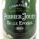 Unopened Perrier-jouet Belle Epoque 2011 750 ml without box