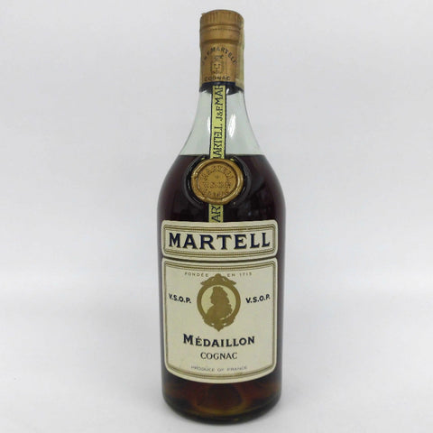 Unopened MARTELL MEDAILON special grade rating 700 ml without box