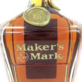 Unopened Maker's Mark VIP Gold Top 750ml With Box
