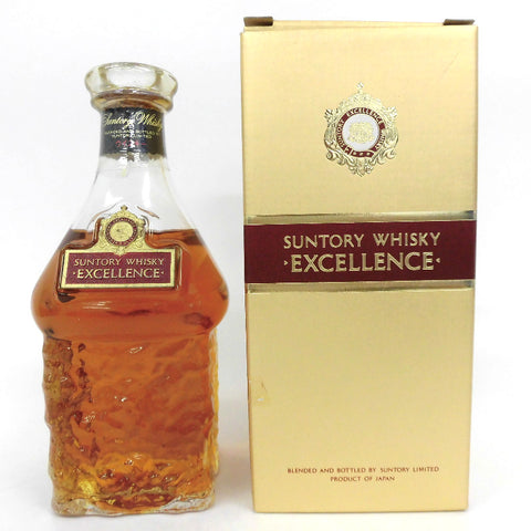 Unopened Suntory Suntory Excellence 750ml With Box
