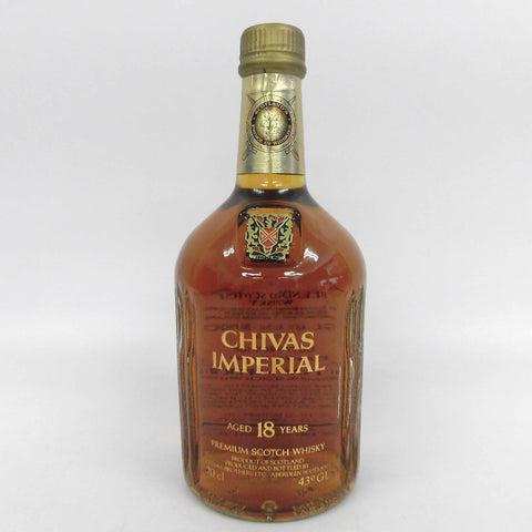 Unopened Chivas Imperial 18 years 700ml Without box