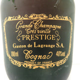 Unopened GASTON DE LAGRANGE XO Prestige 700ml Without box