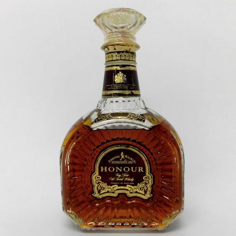 未開封 Johnny Walker オナー 700ml 箱なし