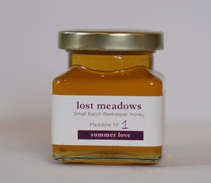 Meadow No. 1 July Honey 150g jar