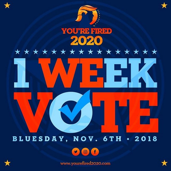 Lace Em Up People, 1 WEEK WE VOTE!