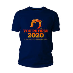 You're Fired 2020™ Navy Short Sleeve Tee