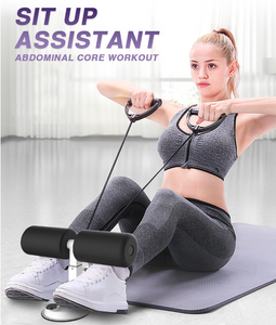 Sit Up Assistant Abdominal Core Workout Sit up Bar Fitness Sit Ups Exercise Equipment Portable Suction Sport Home Gym Dropship