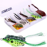 Frog Bionic Swimming Bait