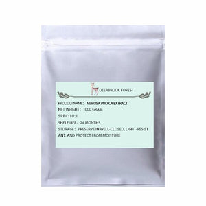 USDA and EC Certified organic Mimosa Pudica extract 10;1