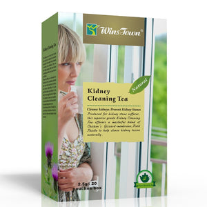 40 pcs/2 Packs Kidney Stone Cleaning Tea gallbladder Kidney stone treatment cleaning kidney gallstone product draining Stone tea
