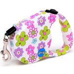 Shopacat Flower / 3 M Retractable Lily Cat Leash