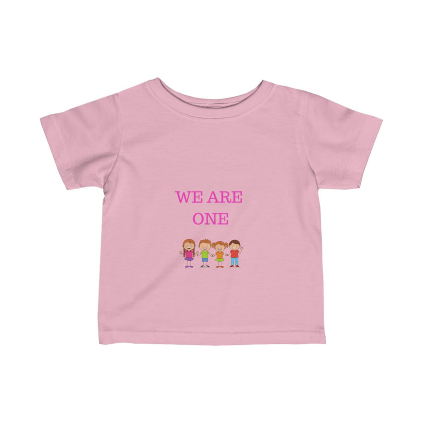 We Are One -  Infant Jersey Tee