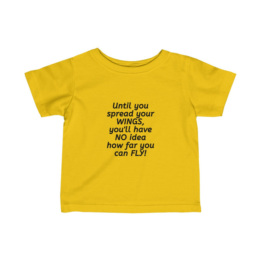 T-shirt for kids - Inspirational Quote
