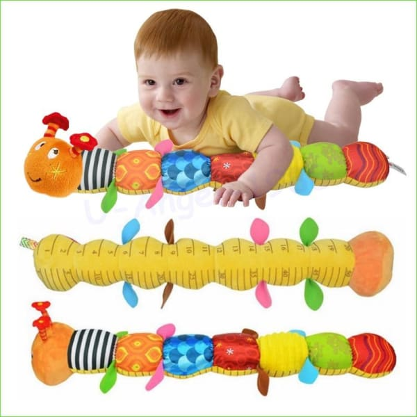 Baby Toy Musical Caterpillar Rattle