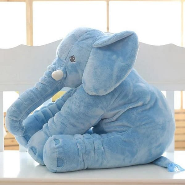 Elephant Pillow Plush Toy - 40cm / AZ1865B